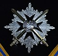 EST Order of the Cross of the Eagle 1st class with swords star.jpg