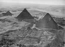 Datieren Pyramiden giza