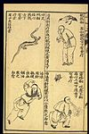 Early C20 Chinese Lithograph; 'Fan' diseases Wellcome L0039482.jpg