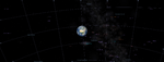 Earth environment from space, Celestia.png