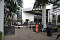 Earthquake Leads Office Evacuation - Cognizant - Sector-V - Salt Lake City - Kolkata 2015-04-25 6011.JPG
