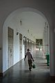 Eastern Ground-floor Corridor - Hijli Detention Camp Converted Hijli Shaheed Bhavan - IIT Kharagpur - West Midnapore 2015-09-28 4565.JPG