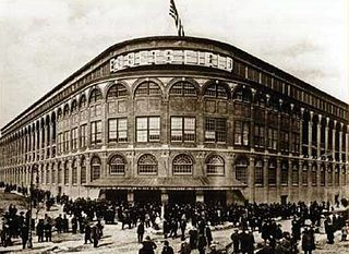 Ebbets Field stadium