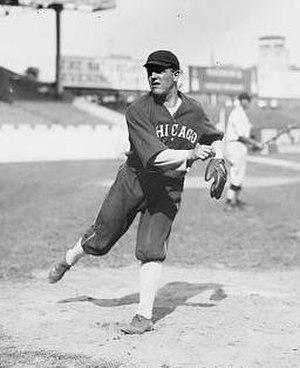 Eddie Cicotte - Cicotte in 1913