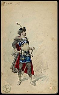 <i>Il trovatore</i> opera by Giuseppe Verdi