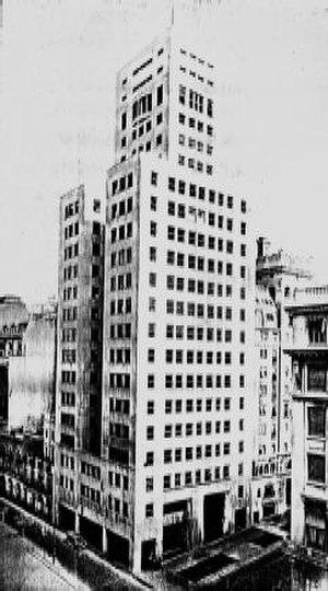 Avenida Leandro N. Alem - The Comega Building