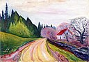 Edvard Munch - The Road to Borre.jpg