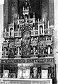 Eglise - Maître-autel - Fontvannes - Médiathèque de l'architecture et du patrimoine - APMH00009811.jpg