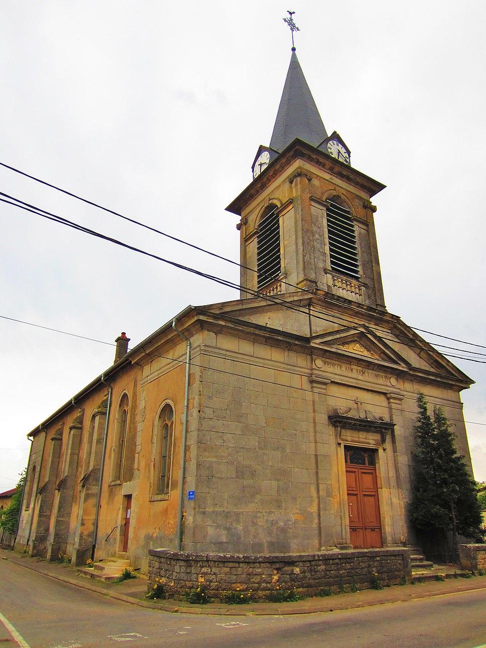 Eglise Hattonville