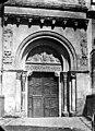 Eglise Saint-Sernin - Porte Miègeville (façade sud) - Toulouse - Médiathèque de l'architecture et du patrimoine - APMH00015984.jpg