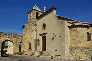 Vacqueyras Commune in Provence-Alpes-Côte dAzur, France