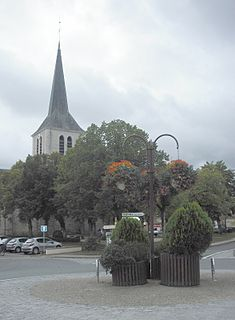 Theillay Commune in Centre-Val de Loire, France