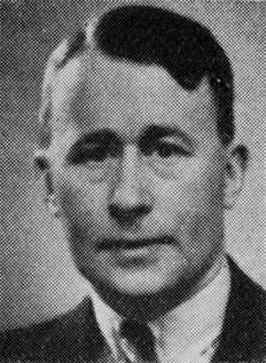 Einar Sverdrup - Operation Fritham leader, Einar Sverdrup