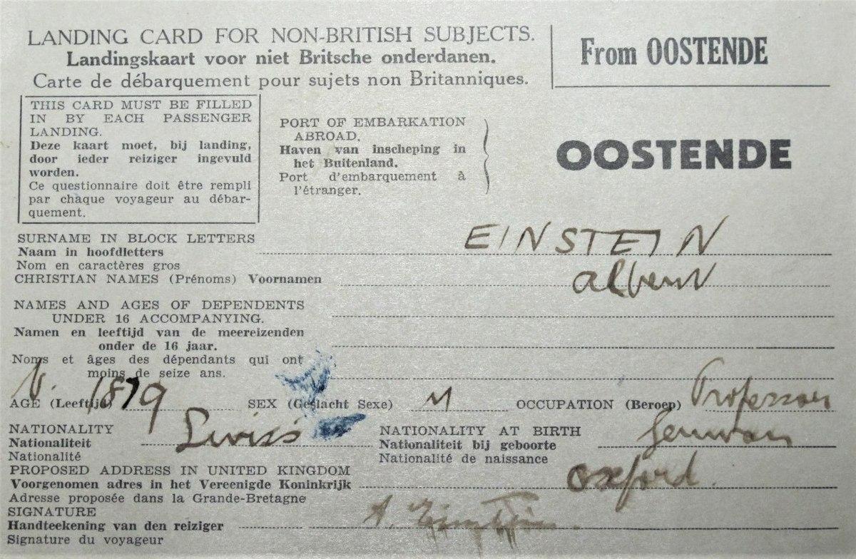 fileeinstein's landing card 5706142737  wikimedia