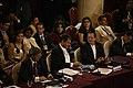 El Presidente Rafael Correa y el Canciller Ricardo Patiño en la cumbre de Presidentes de la MERCOSUR y Estados Asociados, en Montevideo (6545826145).jpg