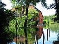 Elbehochwasser 2013 Magdeburg-Buckau Klosterbergegarten-2013-06-06.JPG