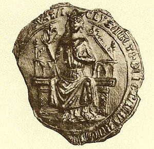 Countess of Holland - Image: Elisabeth von Braunschweig