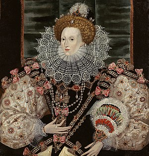Gunpowder Plot - Elizabeth I