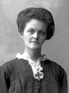 Ella Anker Norwegian journalist