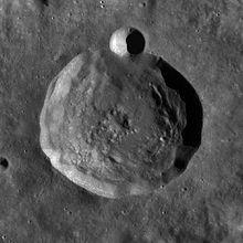埃勒曼陨石坑