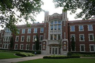 University of Oklahoma College of Arts and Sciences - Ellison Hall, Home of the College of Arts and Sciences