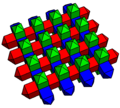 Elongated oblate octahedron-red-green-blue-honeycomb.png