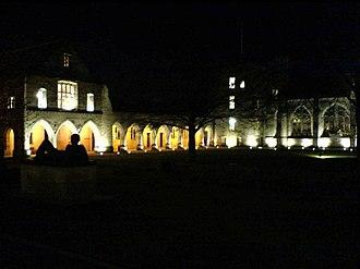 Education in Aberdeen - University of Aberdeen, Elphinstone Hall