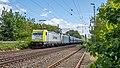 Emmerich Captrain 186 152-459 met lege Falns (49885396543).jpg