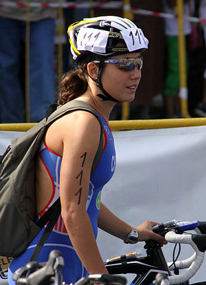 Emmie Charayron - Emmie Charayron preparing for the Premium European Cup in Alanya, 2009.