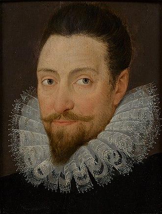 Edward Wotton, 1st Baron Wotton - Edward Wotton, 1st Baron Wotton, late 16th century
