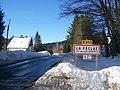 Entrée La Féclaz (Savoie).JPG