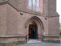 Entrance of St Oswald's, Old Swan.jpg