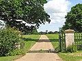 Entrance to Raveningham Hall - geograph.org.uk - 1337924.jpg