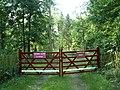 Entrance to Ravensgill Plantation - geograph.org.uk - 554138.jpg