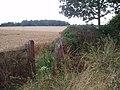 Entrance to bridleway - geograph.org.uk - 212826.jpg