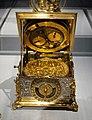 Equation clock, made for Landgrave William IV of Hesse-Kassel by Jost Burgi and Hans Jacob Emck, Germany, Kassel, 1591, gilt brass, silver, iron - Metropolitan Museum of Art - New York City - DSC07083.jpg