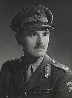 Eric Miles British Army general