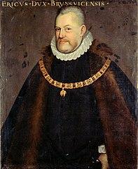 Erich II., Herzog zu Braunschweig, Wolfenbüttel und Calenberg (1528-1584)