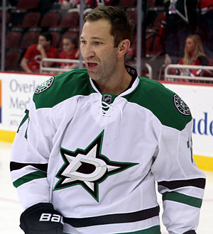 Erik Cole - Cole as a member of the Stars.