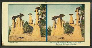 File Erosion Columns Garden Of The Gods Colorado Springs