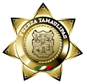 Tamaulipas State Police - Image: Escudo Fuerza Tamaulipas