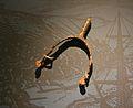 Esperó de ferro daurat del marqués de Brandenburg, col·lecció municipal d'armes, torres de Quart.JPG