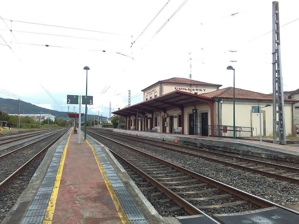 Estação Ferroviária de Guilharei