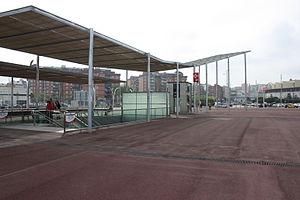 Gorg station - Image: Estació de Gorg