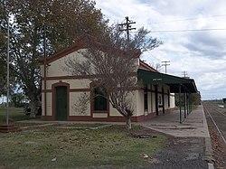 Estación Ameghino lado este.JPG