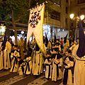 Estandarte y cófrades de La Piedad (Zaragoza).jpg