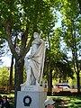 Estatua de Leovigildo en la Plaza de Oriente.JPG