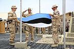 Estonian Military departs Afghanistan 140509-M-MF313-262.jpg