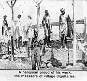 Ethiopian Victims of the Fascists Hanged Man