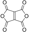 Ethylenetetracarboxylic dianhydride.png
